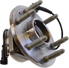 SKF Wheel Bearing and Hub Assembly  Front