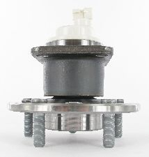 SKF Axle Bearing and Hub Assembly  Rear