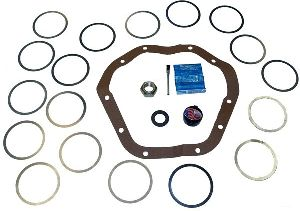 SKF Axle Differential Bearing and Seal Kit  Rear