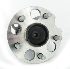 SKF Wheel Bearing and Hub Assembly  Rear Left