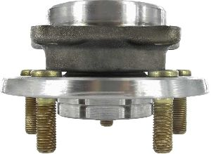 SKF Axle Bearing and Hub Assembly  Front