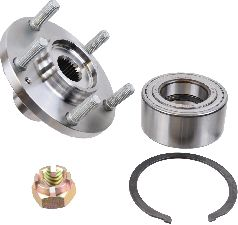 SKF Axle Bearing and Hub Assembly Repair Kit  Front