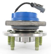 SKF Axle Bearing and Hub Assembly  Rear