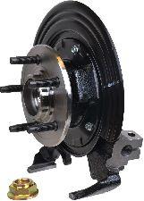 SKF Wheel Bearing Assembly  Rear Right