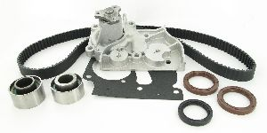 SKF Engine Timing Belt Kit with Water Pump