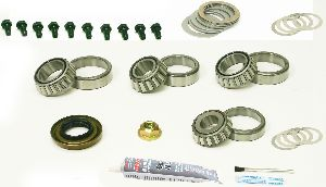 SKF Axle Differential Bearing and Seal Kit  Front