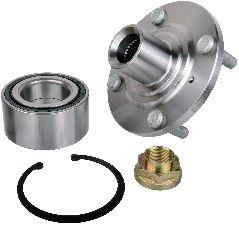 SKF Axle Bearing and Hub Assembly Repair Kit  Front