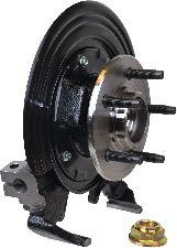 SKF Wheel Bearing Assembly  Rear Left