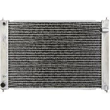 Spectra Radiator And A/C Condenser Assembly