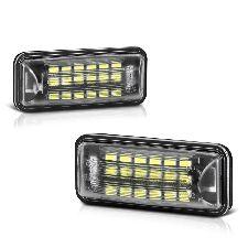 Spyder License Plate Light