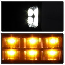 Spyder Door Mirror Set