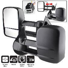 Spyder Door Mirror Set