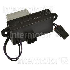 Standard Ignition HVAC Blower Motor Resistor  Rear