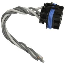 Standard Ignition Secondary Air Injection Pump Relay Connector