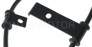 Standard Ignition ABS Wheel Speed Sensor  Rear Center
