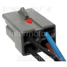 Standard Ignition Idle Speed Control Motor Connector