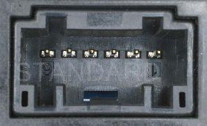 Standard Ignition Windshield Wiper Switch  Rear