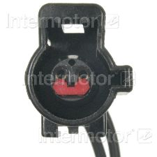 Standard Ignition ABS Wheel Speed Sensor Connector  Front