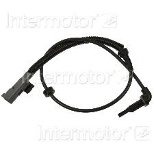 Standard Ignition ABS Wheel Speed Sensor  Rear Left