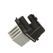 Standard Ignition HVAC Blower Motor Resistor  Front