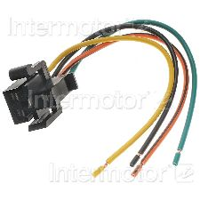 Standard Ignition HVAC Blower Motor Resistor Connector