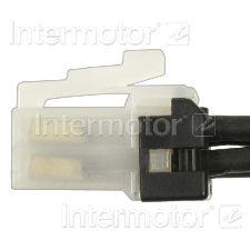 Standard Ignition HVAC Blower Motor Resistor Connector  Front