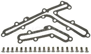 Standard Ignition Engine Timing Chain Case Cover Gasket Set