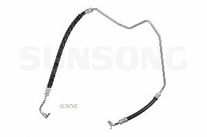 Sunsong Power Steering Pressure Line Hose Assembly