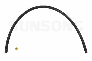 Sunsong Power Steering Return Hose  Cooler To Filter