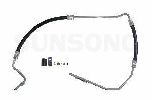 Sunsong Power Steering Pressure Line Hose Assembly