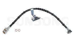 Sunsong Brake Hydraulic Hose  Front Left