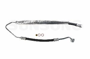 Sunsong Power Steering Pressure Line Hose Assembly  From Pump