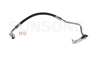 Sunsong Brake Hydraulic Hose  Rear Left