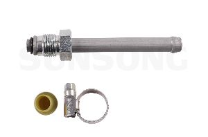 Sunsong Power Steering Return Line End Fitting  From Gear