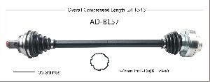 Surtrak Axle CV Axle Shaft  Rear Right