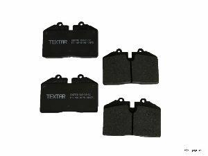 Textar Disc Brake Pad Set  Front