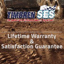 Timbren SES Suspension Rubber Helper Spring Kit  Front