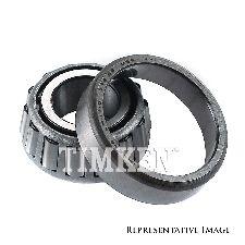 Timken Wheel Bearing and Race Set  Rear Inner