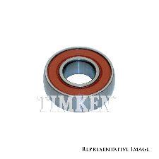 Timken Transfer Case Output Shaft Bearing  Rear Rearward