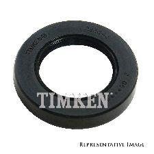 Timken Transfer Case Output Shaft Seal  Rear