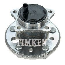 Timken Wheel Bearing and Hub Assembly  Rear Right