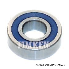Timken Axle Shaft Bearing  Front