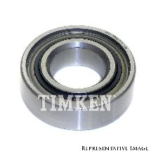 Timken Axle Shaft Bearing  Front