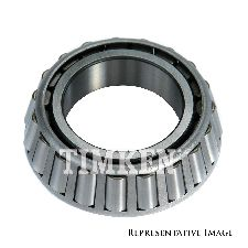 Timken Differential Pinion Bearing  Rear Inner