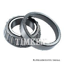 Timken Steering Knuckle Bearing  Front