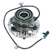 Timken Wheel Bearing and Hub Assembly  Front Right