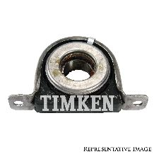 Timken Drive Shaft Center Support Bearing  Front