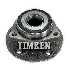 Timken Wheel Bearing and Hub Assembly  Front