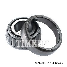 Timken Wheel Bearing and Race Set  Rear Inner