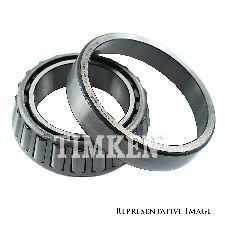 Timken Wheel Bearing and Race Set  Rear Outer